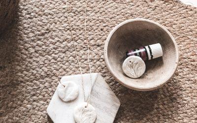 DIY Geurhanger van zoutdeeg
